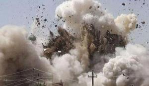 Blowing up a Church