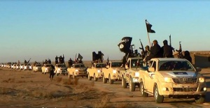ISIS on the way to invade Iraq