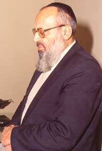 Rav Uriel Davidi
