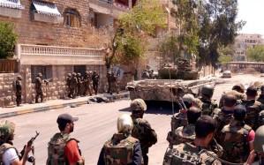 Senior Revolutionary Guards of Iran in Syria helping keep Syrian dictator Bashar al-Assad in power