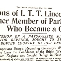 ADVENTURER, MISSIONARY, CONMAN, AND POLITICAL AGITATOR:  THE INCREDIBLE STORY OF IGNATZ TIMOTHY TREBITSCH-LINCOLN  PART THREE