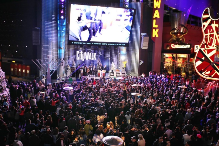 City Walk Chanukah Concert