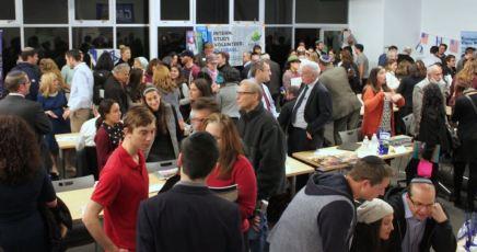 LA Israel Gap Year Fair