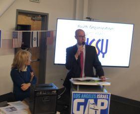 LA Israel Gap Year Fair2