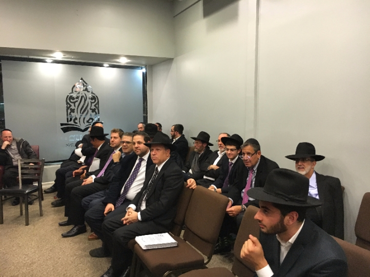 Adult Yeshiva of Los Angeles celebrates its first graduating class2