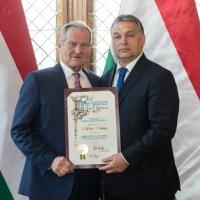 Attorney Andrew Friedman Visits Hungarian Prime Minister Viktor Orban