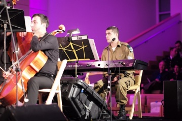 BEVERLY HILLS SYNAGOGUE'S SOLIDARITY CONCERT FOR ISRAEL