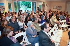 Evening Garden reception benefiting Laniado Hospital. Photos: Manny Saltiel