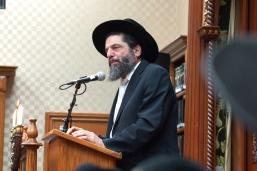 Rav Fasman - Harav Yoel Burstzyn, Menahel Bais Yaakov of Los Angeles