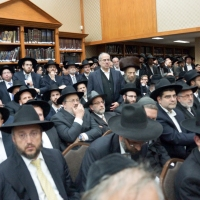 "Rav Chaim Fasman, ""Our Sefer Torah"" in Los Angeles"