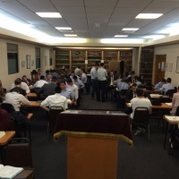 A Community Beis Medresh in the Valley