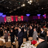 Celebrating the Heroes of Hatzolah in Los Angeles