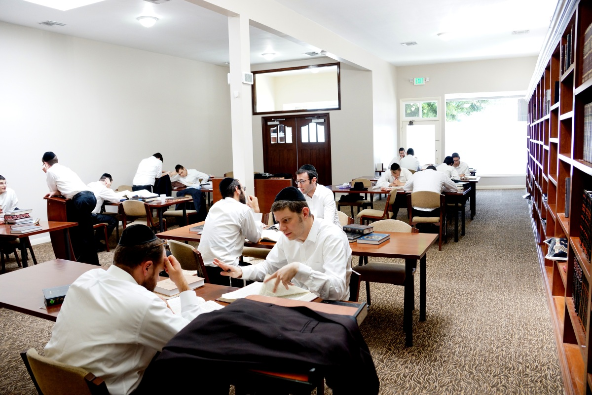 Los Angeles Welcomes New Kollel Netzach Yisroel