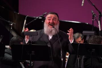 Popular Jewish singer Shlomo Simcha