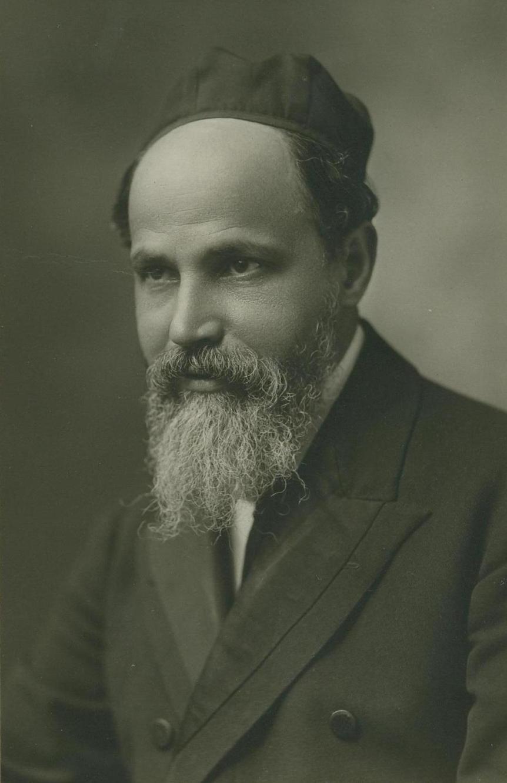 Rabbi Tzvi Hirsch Ferber of London (1883-1966)