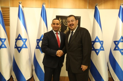 martayan-at-the-knesset