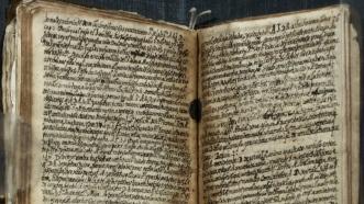 Carvajal manuscript