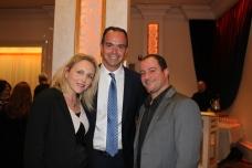 Sandra R'bibo, Ben R'bibo and Oz Mizrahi
