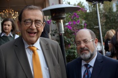 Mr. Zvi Ryzman and Urie Lieberman
