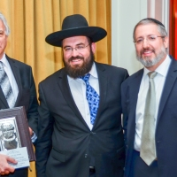LINK Kollel Celebrates Its 15thAnniversary with its Most Successful Dinner To Date
