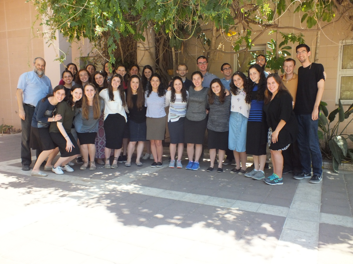 Los Angeles Undergrads Making Their Mark on Bar-Ilan University Laboratories