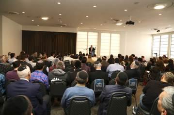 Rabbi Hershel Schachter. Photos: Lew Groner Photography