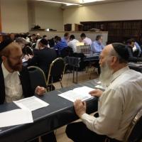 LINK Kollel Holds Yarchei Kallah With Rabbi Yosef Kushner