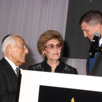 Emek Honors the Teichman Family at their Trustee Dinner