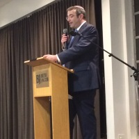 Hillel, Hamlet, and the Human Condition—a Talk by Rabbi Dr. Ari Berman at Beth Jacob