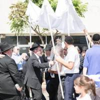 Hachnassas Sefer Torah Inaugurates New Home for LINK Kollel