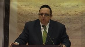 Rabbi Mordechai Shifman, Head of school at Emek Hebrew Academy Teichman Family Torah Center. Franklin Video Productions